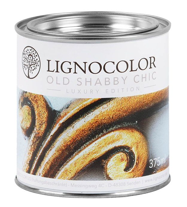 Lignocolor Luxury Metál PEPPERMINT