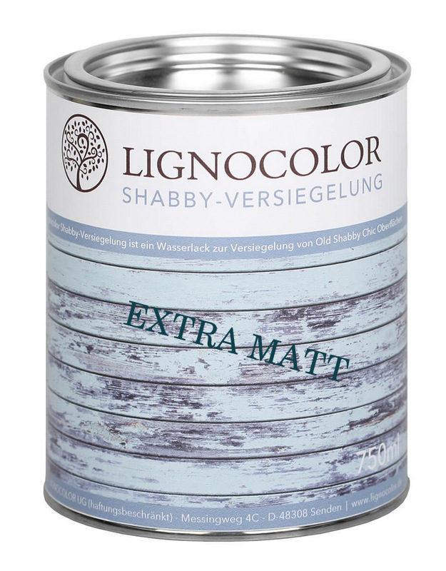 Lignocolor Védőlakk 750 - EXTRA MATT