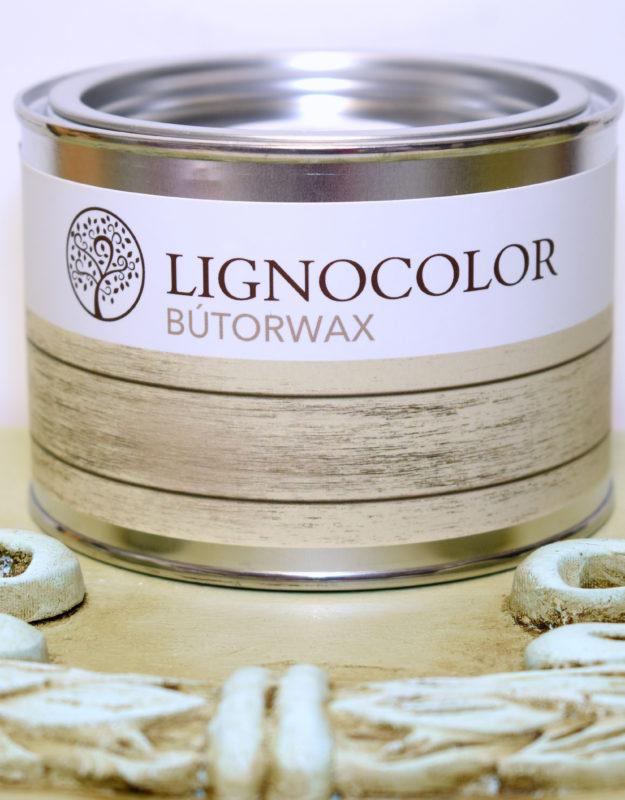 Lignocolor Bútorwax SZÜRKE 375 ml