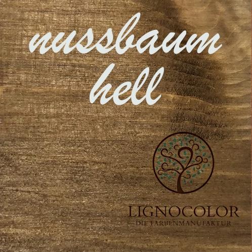 Fapác- Nussbaum Hell (világos dió)