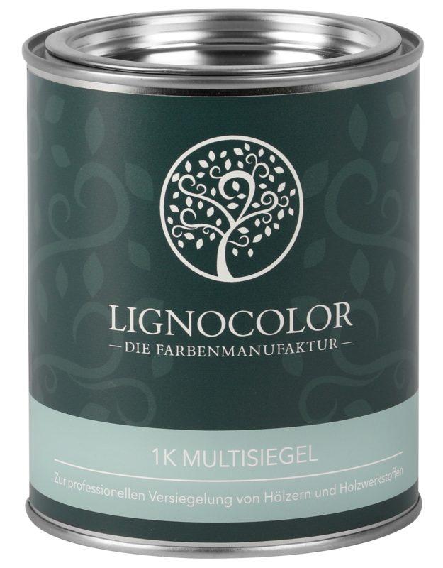 Lignocolor 1 komponensű Lakk- Faanyagok zárására