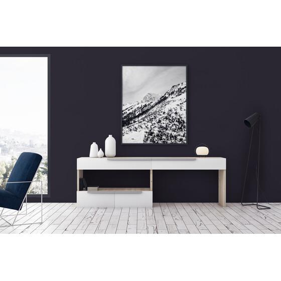 Lignocolor falfesték 2,5 L környezetbarát, különleges  pigmentek - Aubergine