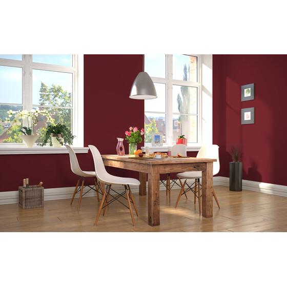 Lignocolor falfesték 2,5 L környezetbarát, különleges  pigmentek - Burgundy