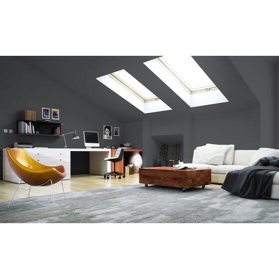 Lignocolor falfesték 2,5 L környezetbarát - Charcoal
